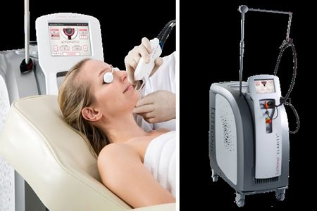 Medical Laser Clarity Alexandrit/ND:YAG